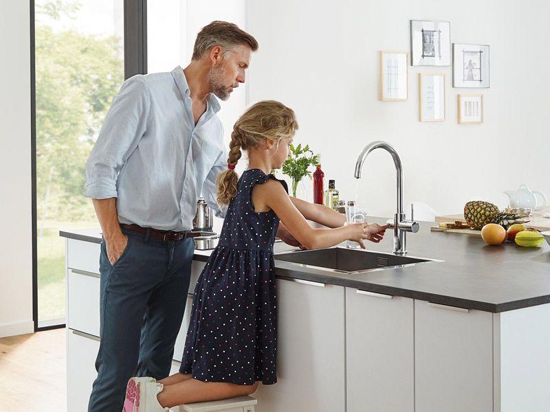 Küche Heizung Lösung | Wasserentkalkungsanlage Fur Die Kuche Ihr Sanitarinstallateur Aus